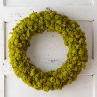 Reindeer Moss Wreath
