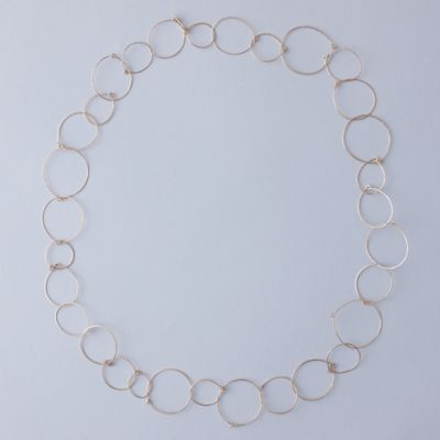 Golden Loops Necklace