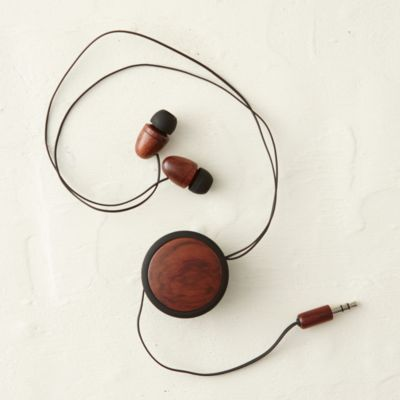 Rosewood Headphones