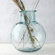 Recycled Glass Balloon Terrarium
