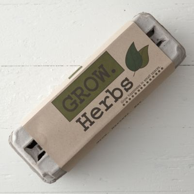 Heirloom Herbs Grow Kit