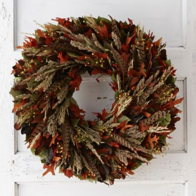 Pheasant Forest Wreath