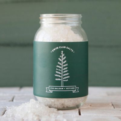 Fir & Vetiver Spa Salts