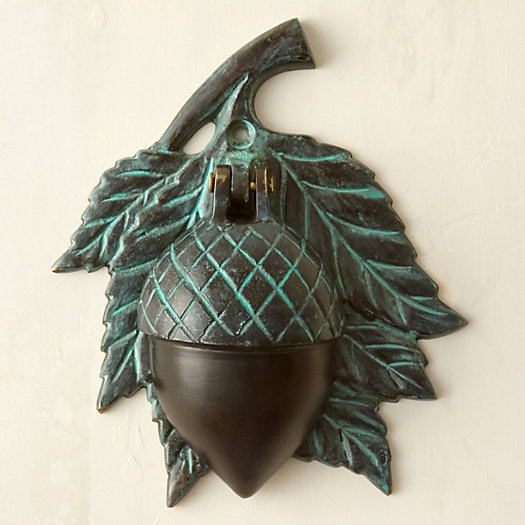 Acorn Door Knocker