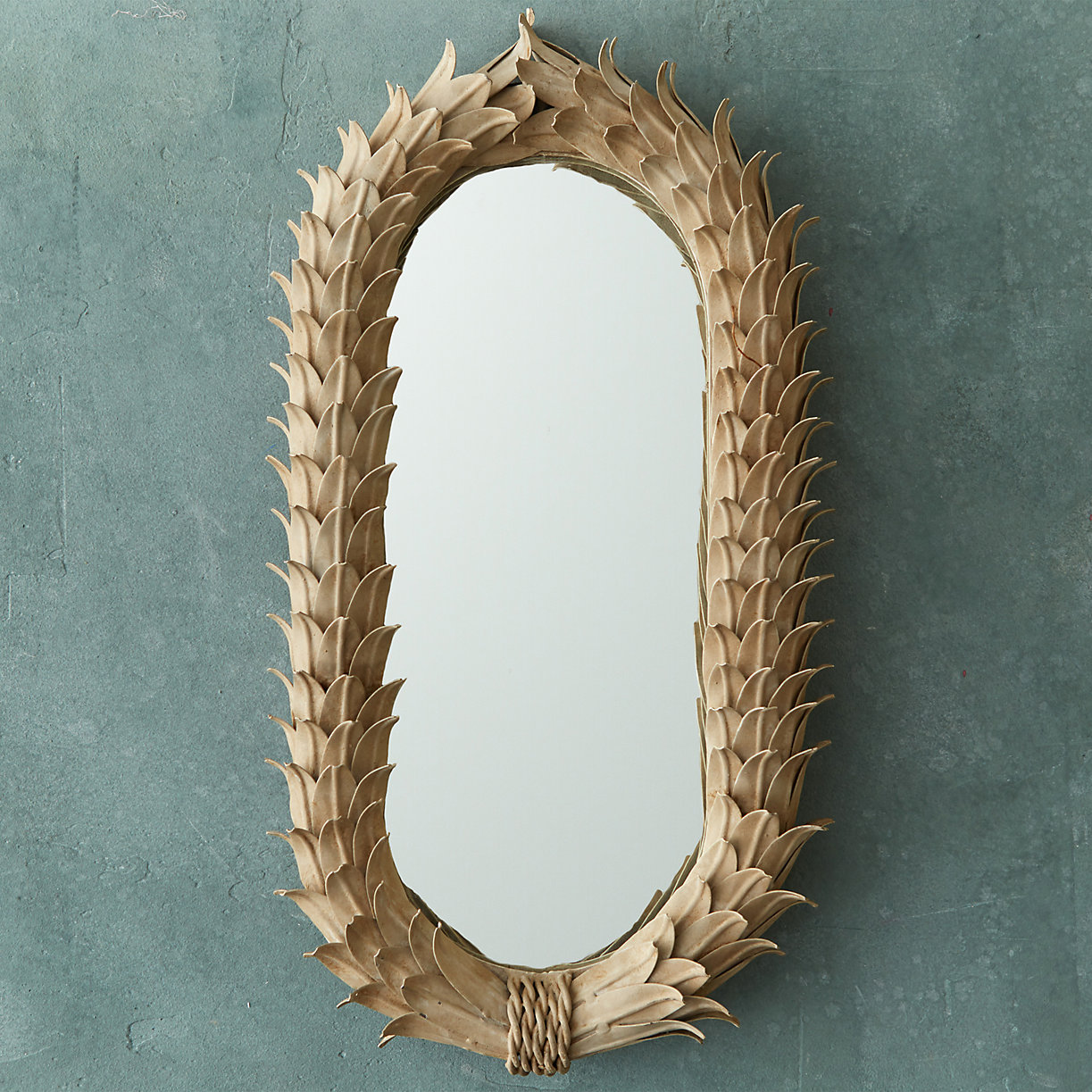 Acanthus leaf mirror terrain for Acanthus leaf decoration