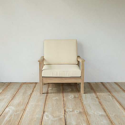 Protected Teak Classic Armchair
