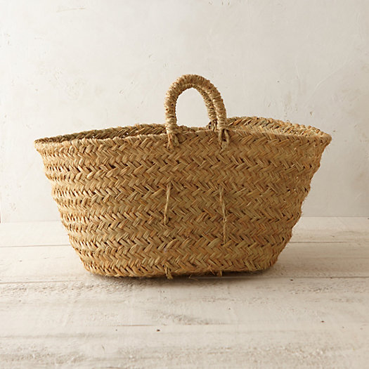 Palm Leaf Tote, Large