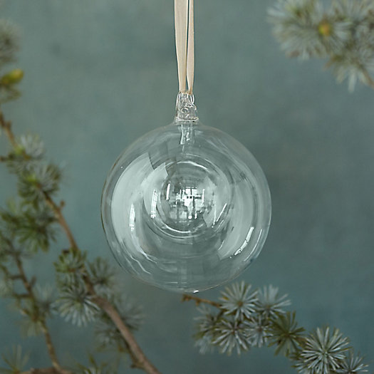 Double Globe Ornament