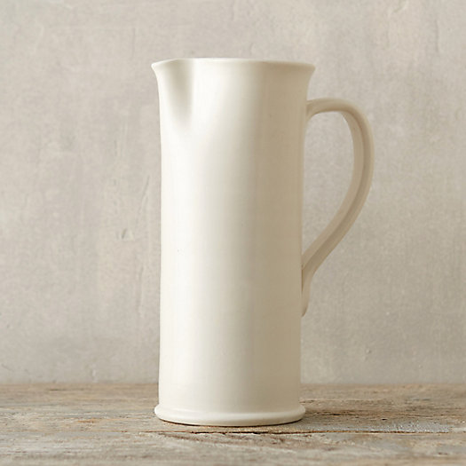 Creamware Pitcher