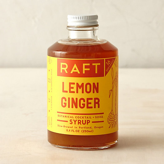 Lemon Ginger Cocktail Syrup in Mother's Day + Gifts Drinks + Sweets at ...