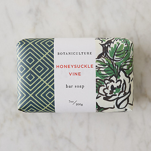 Botaniculture Honeysuckle Vine Soap