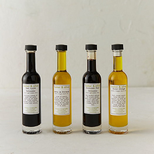 Winter Solstice Olive Oil & Vinegar Pairing Set