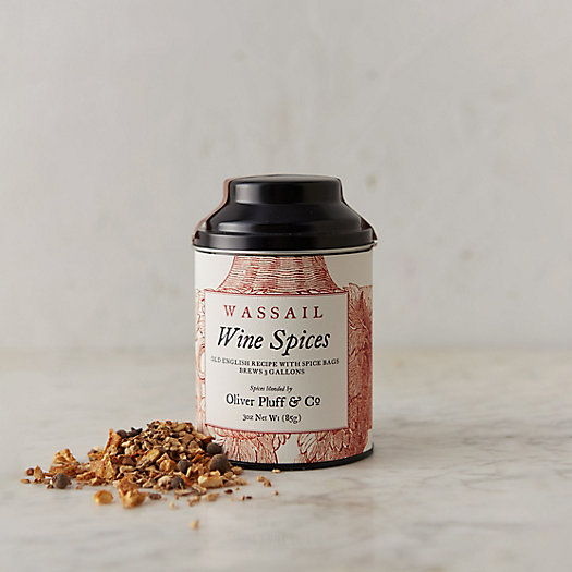 Oliver Pluff & Co. Wine Spices