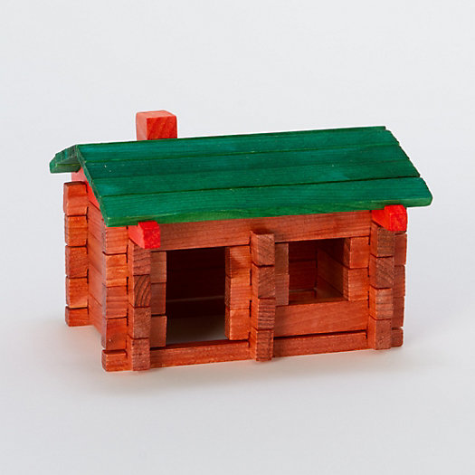 Pine Cabin Building Set