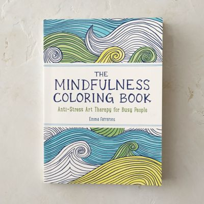The Mindfulness Coloring Book Review : The Mindfulness Coloring Book Terrain