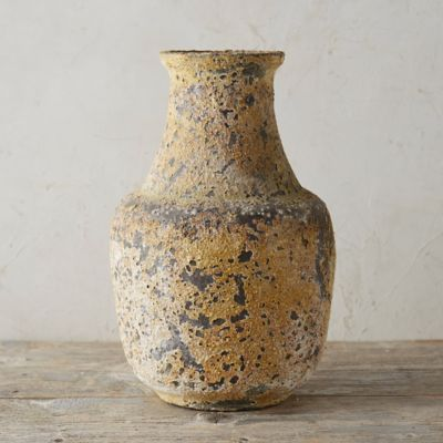 Barnacle Square Shoulder Vase
