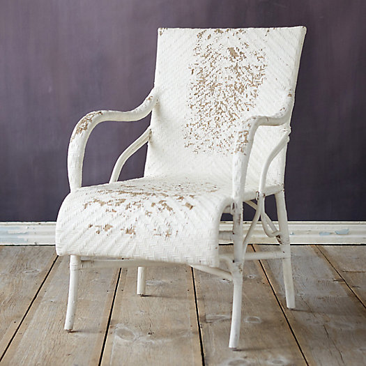 Distressed Savannah Lounge Chair