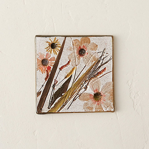 Wildflower Series Trivet