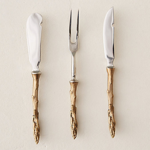 Asparagus Hostess Set