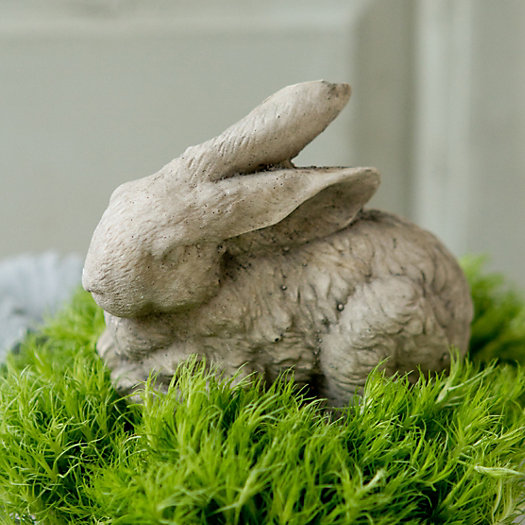 Rock Garden Rabbit