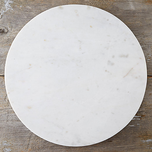 Polished Marble Lazy Susan
