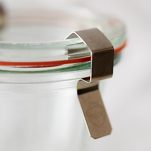 Weck Jar Replacement Clips