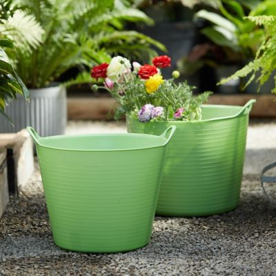 Flexible Garden Tub