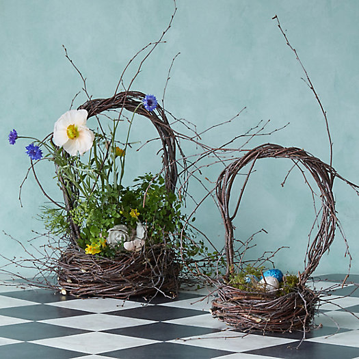 Woodland Birch Basket