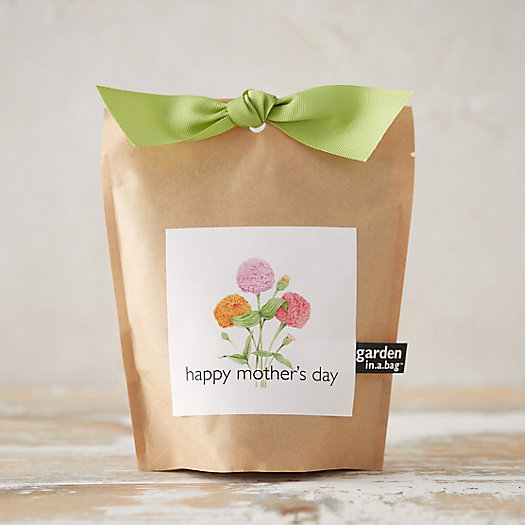 Mother's Day Zinnia Grow Bag