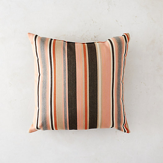 Mesa Stripe Patio Pillow