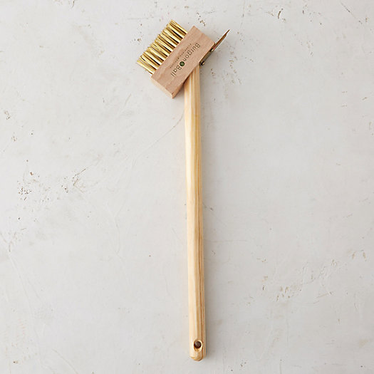Wire & Wood Paving Brush