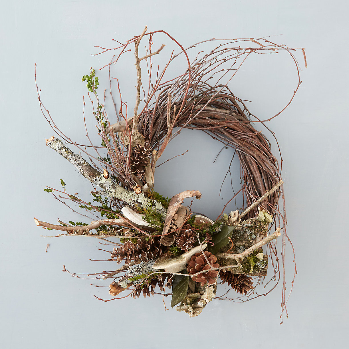 Artificial Boxwood Wreath For Sale - Forest found wreath