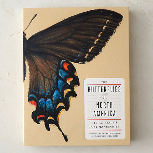 The Butterflies of North America