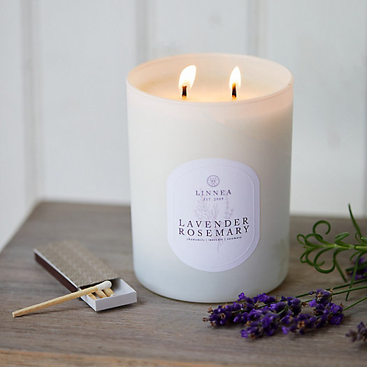 Linnea's Lights Candle, Lavender