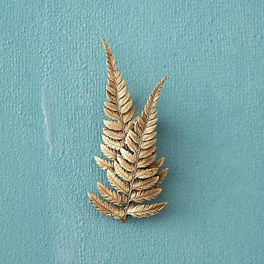 Layered Fern Pin