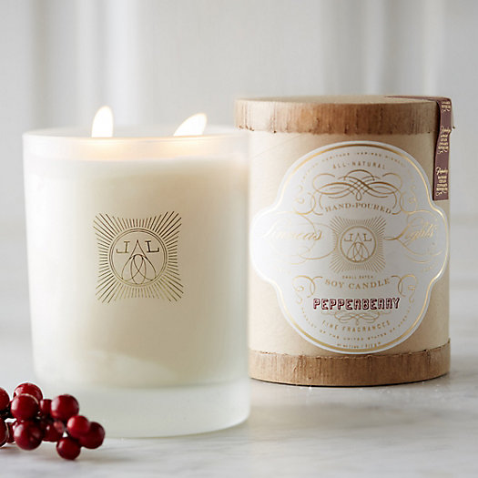 Linnea's Lights Candle, Pepperberry