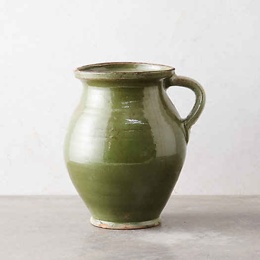 Glazed Terracotta Jar