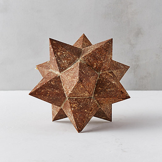 Weathered Iron Star