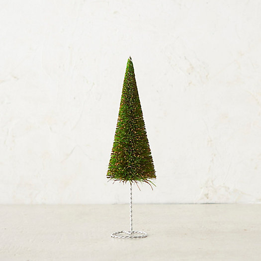 Tall Brush Tree, Small
