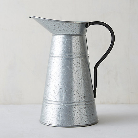 Zinc Pitcher Watering Can