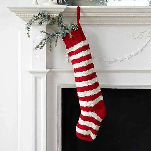 Woolen Stripes Stocking