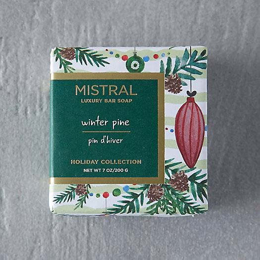 Winter Pine Soap