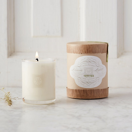 Linnea's Lights Mini Candle, Vetiver