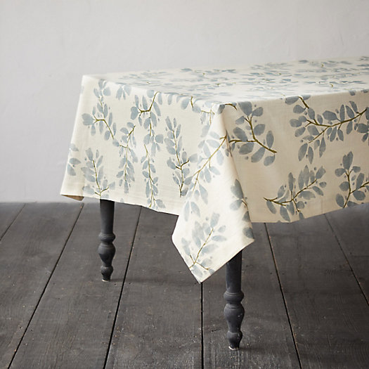 Cotton Branch Tablecloth