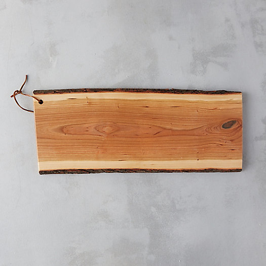 Cherry Hardwood Serving Board