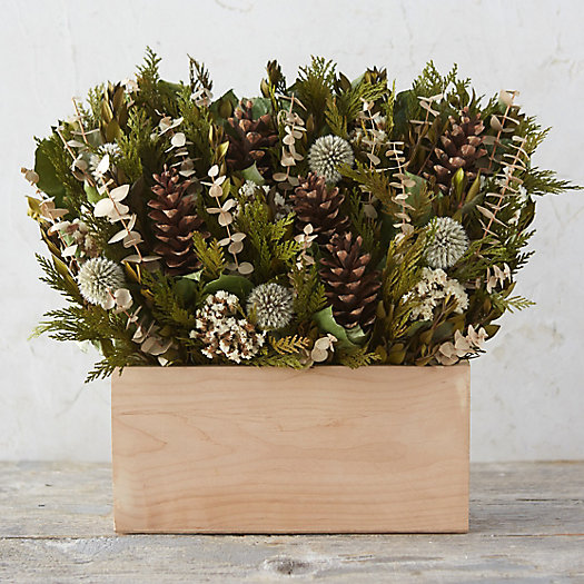 Winter Forest Bouquet