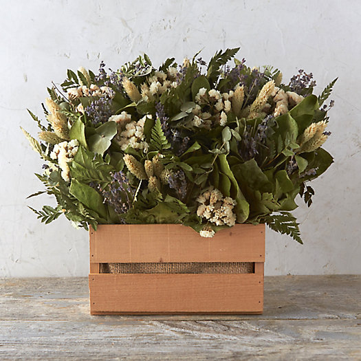 Dried Lavender & Eucalyptus Bouquet