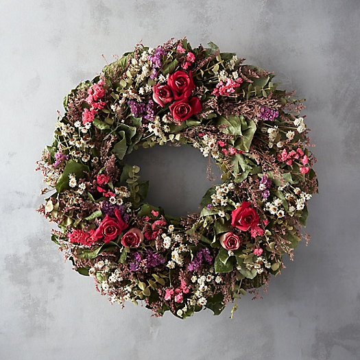 Gardener's Bouquet Wreath