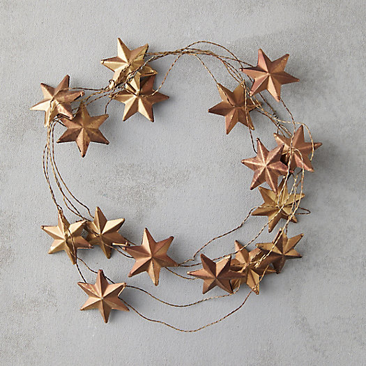 Winter Stars Garland
