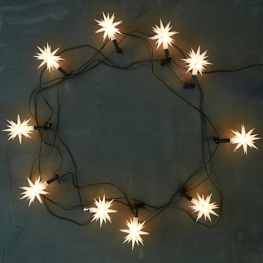 Herrnhut Star Light String